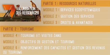 A ne pas rater! Inscriptions #MOOC sur la valorisation des ressources et #tourisme durable dans les  #airesprotégées @Papaco_IUCN