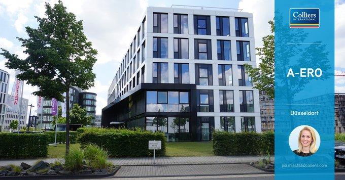 Top-Objekt: #Düsseldorf<br></noscript><br>In weniger als 10 Minuten zu Fuß vom Schreibtisch zum Check-in – im A-ERO am Düsseldorfer Flughafen steht Ihnen die Welt offen. <br>Werden Sie Mieter der obersten Büroetage und freuen Sie sich auf repräsentative Büroflächen:  t.co/TahsgGSWO2