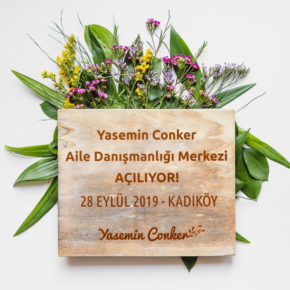 Herkes Çok Çok Çok İyi Olacak! 📢 28 Eylül 2019 Günü, Kadıköy'de kolları sıvıyoruz ve Yasemin Conker Aile Danışmanlığı Merkezi'ni açıyoruz. 🥰Bizden haber bekleyin… 🌸 #yaseminconker #ailedanışmanlığımerkezi #ailedanışmanlığı #yaseminconkerailedanışmanlığı #ailedanismanligi