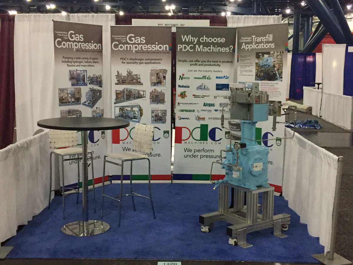 Pdc Machines On Twitter Pdcmachines Will Be Showcasing Our