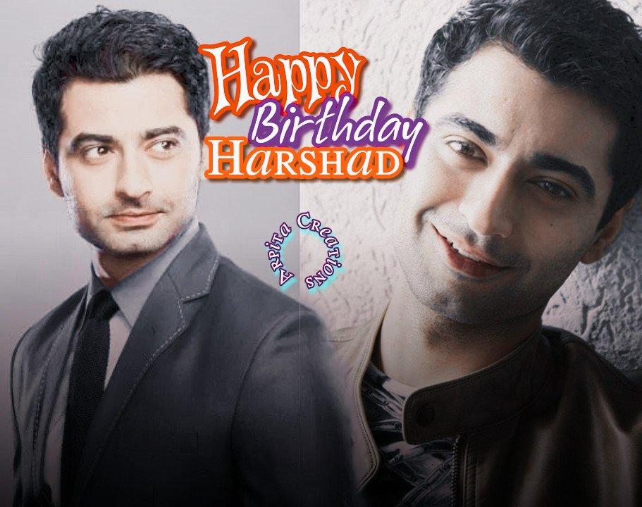 HAPPY BIRTHDAY HARSHAD🎂🥳 - @Harshad_Squad Twitter Profile