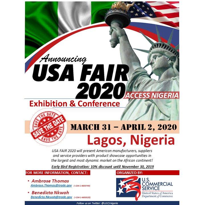U S  Mission Nigeria (@USEmbassyAbuja)   Twitter