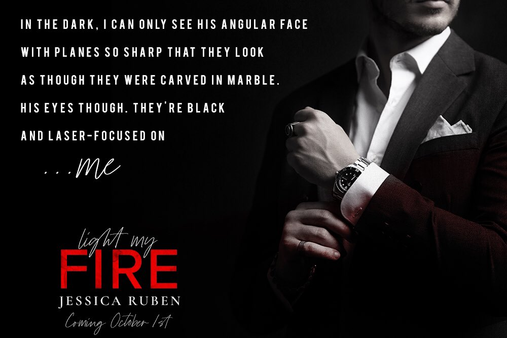 Image result for light my fire jessica ruben