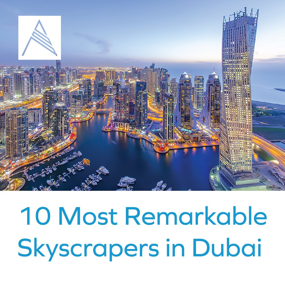 Today we mark International Skyscraper Day. Therefore, we decided to remind you of Dubai's most remarkable skyscrapers. Which one would you add to the list?  https://t.co/PxK4VikeLf  #AQUAProperties #RealEstate #DubaiRealEstate #Top10 #Skyscraper #MyDubai #UAE https://t.co/uY06Eryzth