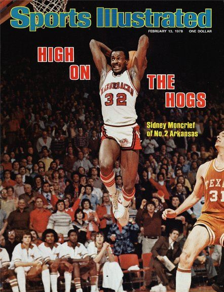 One of the all-time SI covers. Sidney Moncrief remembers that dunk and that grimace, and how it had more to do with pain than ferocity. He enters the Naismith Hall of Fame Friday. https://www.nba.com/article/2019/09/03/sidney-moncrief-hall-fame-profile…