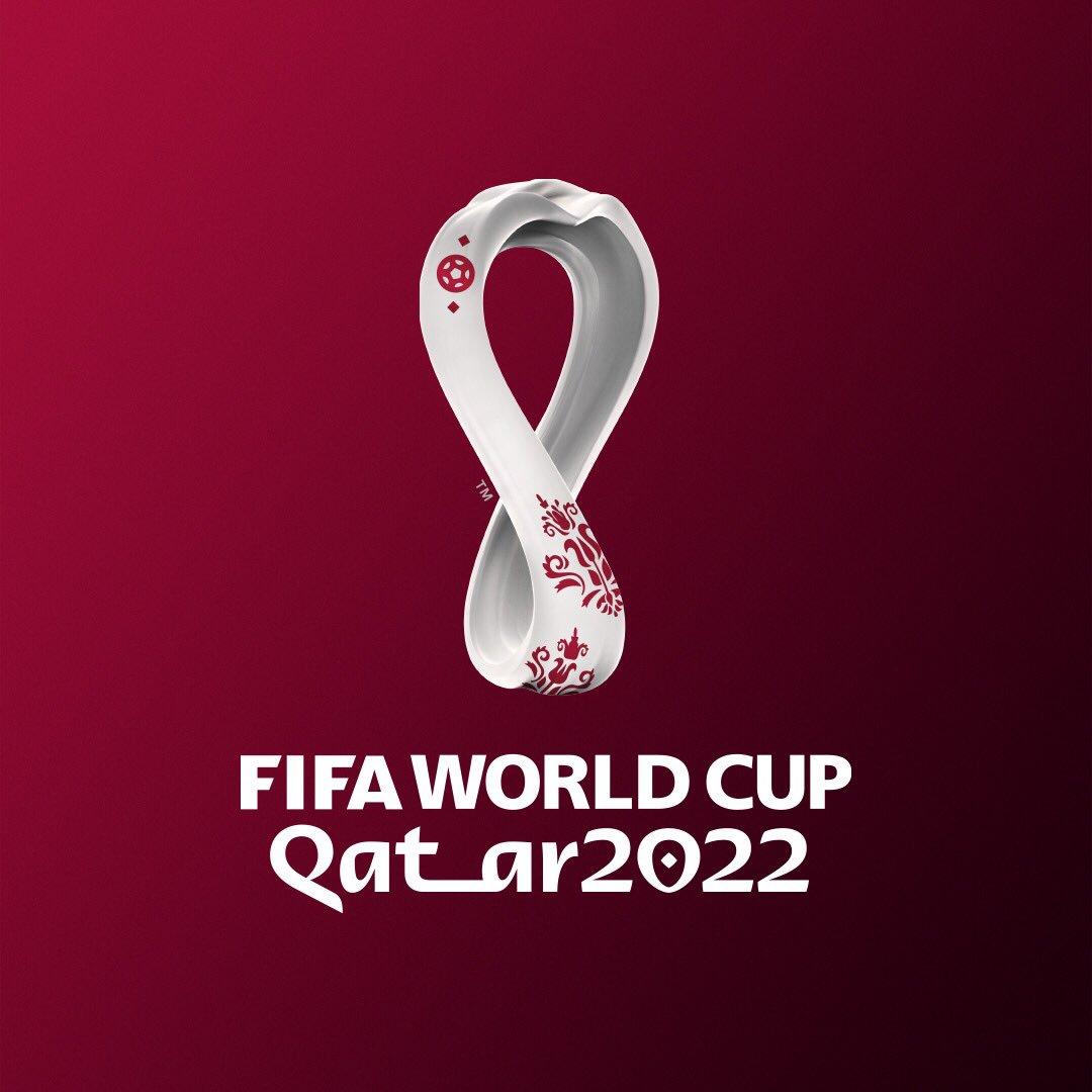 Confira o Emblema Oficial da Copa do Mundo da @FIFAWorldCup no Qatar 2022™! Veja mais aqui: fifa.com/worldcup/qatar… 👏🏽🤟🏾⚽️ #M12