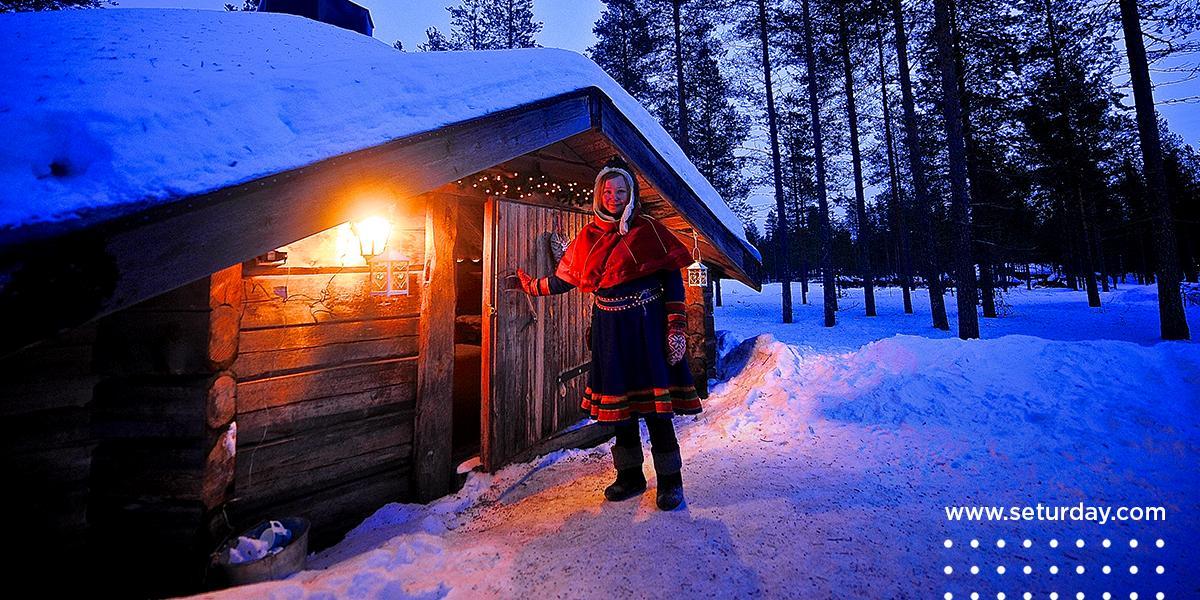 Sami ırkının hüküm sürdüğü bu topraklarda, Kuzey Işıkları'nın büyülü gösterisinden Noel Baba'nın evine uzanan harikalarıyla bembeyaz bir krallık; Laponya! #Seturday #Laponya  👉https://t.co/Ni8b2TYgEJ https://t.co/8lJ0jI8wGQ