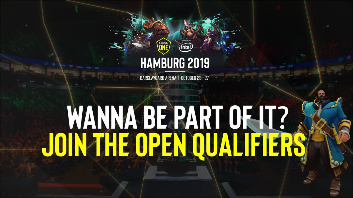 Tournament - ESL One Hamburg