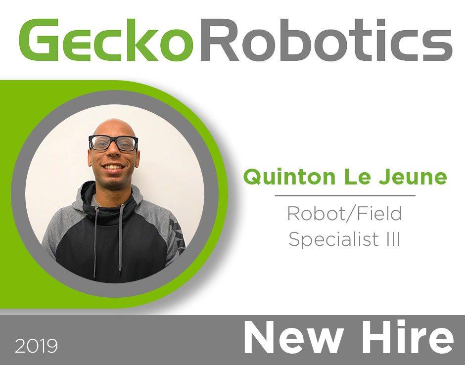 Gecko Robotics (@geckorobotics) | Twitter