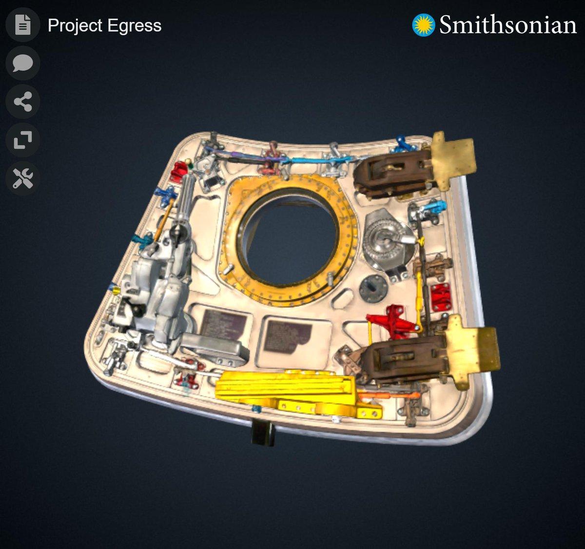 Smithsonian 3D on Twitter: