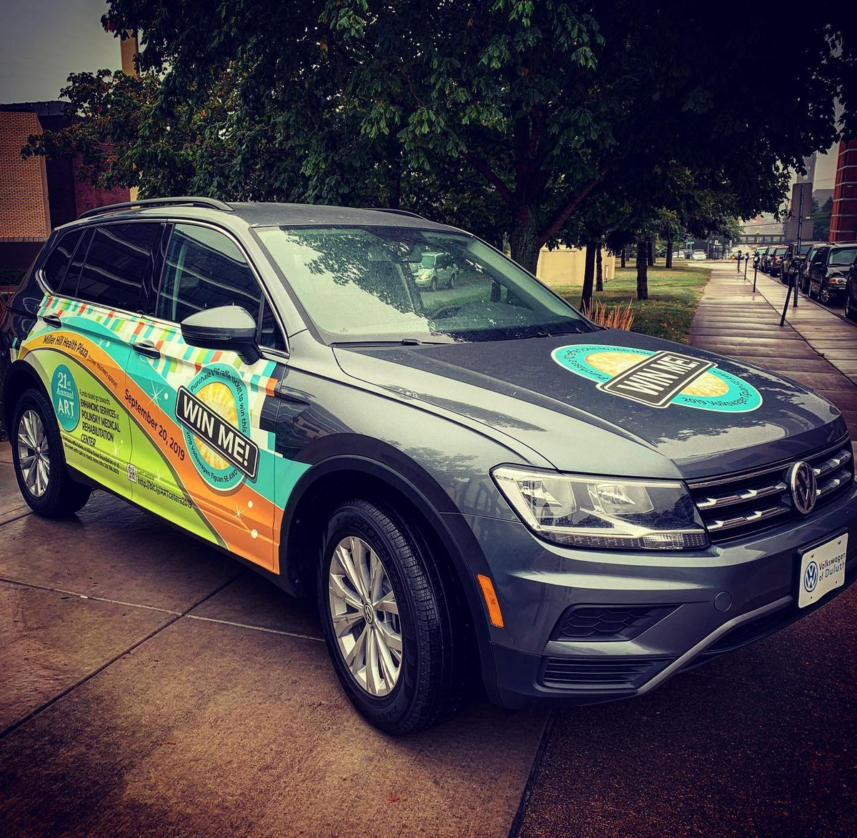 Vw Of Duluth >> Millerdwanfoundation On Twitter Rain Or Shine This 2019