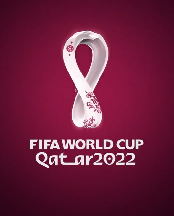 The official emblem of the 22nd @FIFAWorldCup in Qatar is launched by @roadto2022