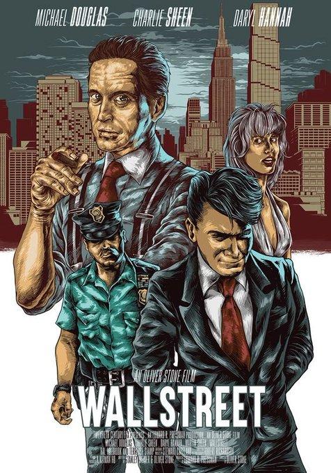 Wall Street  (1987) Happy Birthday, Charlie Sheen!