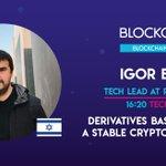 Image for the Tweet beginning: Come see Igor @barinovdiscuss xDai