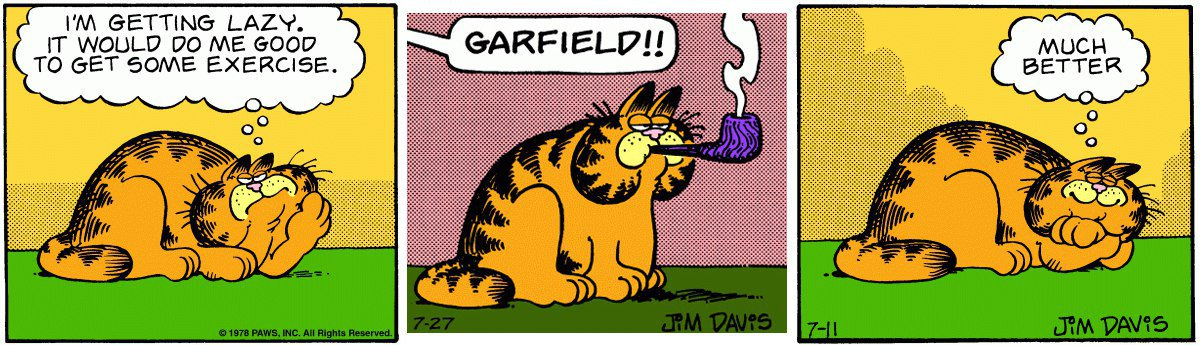 Pipe Garfield On Twitter