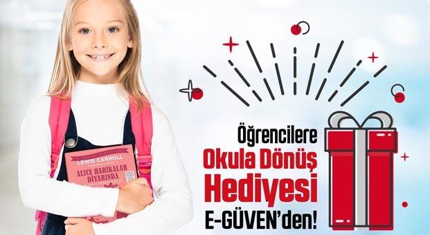 E-GÜVEN'den okuma farkındalığı kampanyası