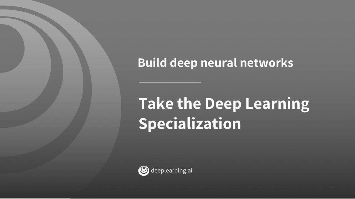 deeplearning ai (@deeplearningai_) | Twitter