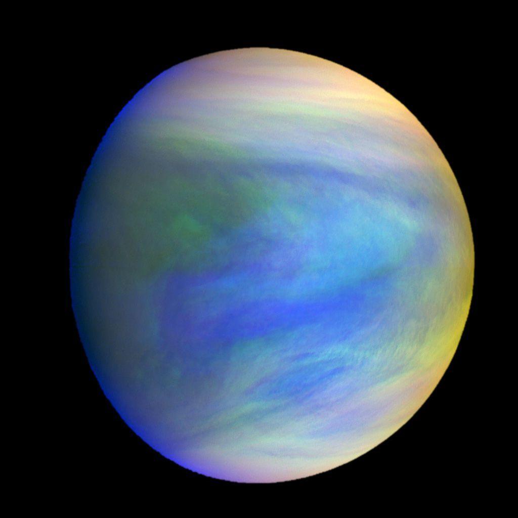 venus atmosphere facts - HD1024×1024