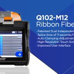 Image for the Tweet beginning: Sumitomo Electric's new Type-Q102-M12 is