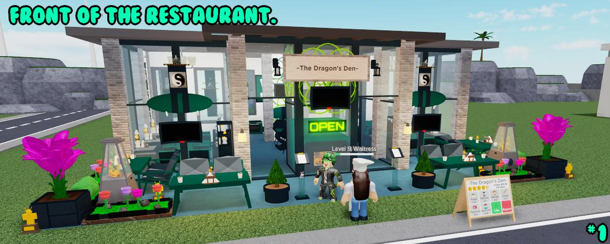 Codes For Restaurant Tycoon 2 Roblox 2019