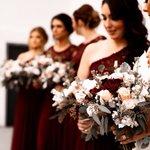 Image for the Tweet beginning: Choosing bridesmaid dresses might not