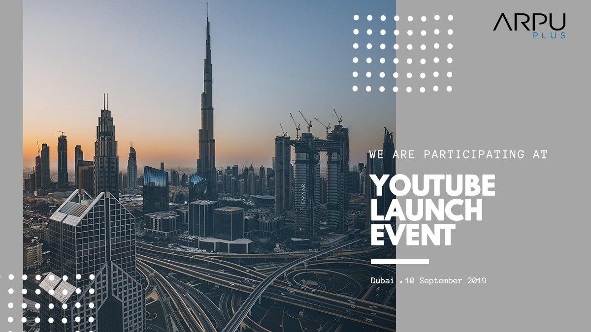 In mid 2018, Google announced their intention to run a premium music streaming service, and now the time has come for a new way to listen, watch and discover the world of music!  MuzicUp, as strategic partners to Youtube in the region, are taking part in the service launch event! https://t.co/QgqRtESWid