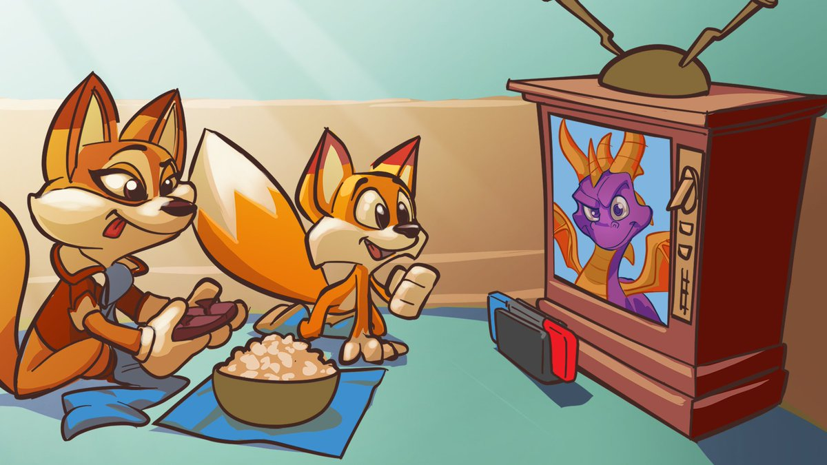 Image result for new super lucky's tale costume