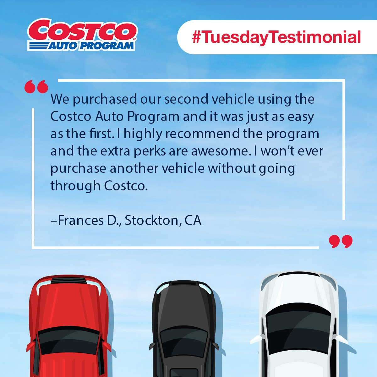 Costco Auto Program >> Try Costco Auto Program And See How Low Prearranged Pricing