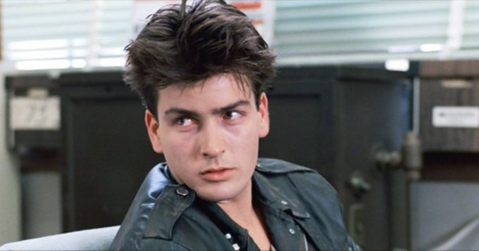 Happy 54th birthday to actor Charlie Sheen!