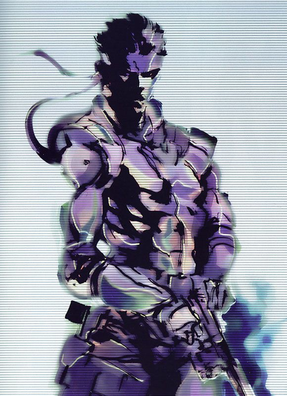 The Game Awards On Twitter 21 Years Ago Today Metal Gear