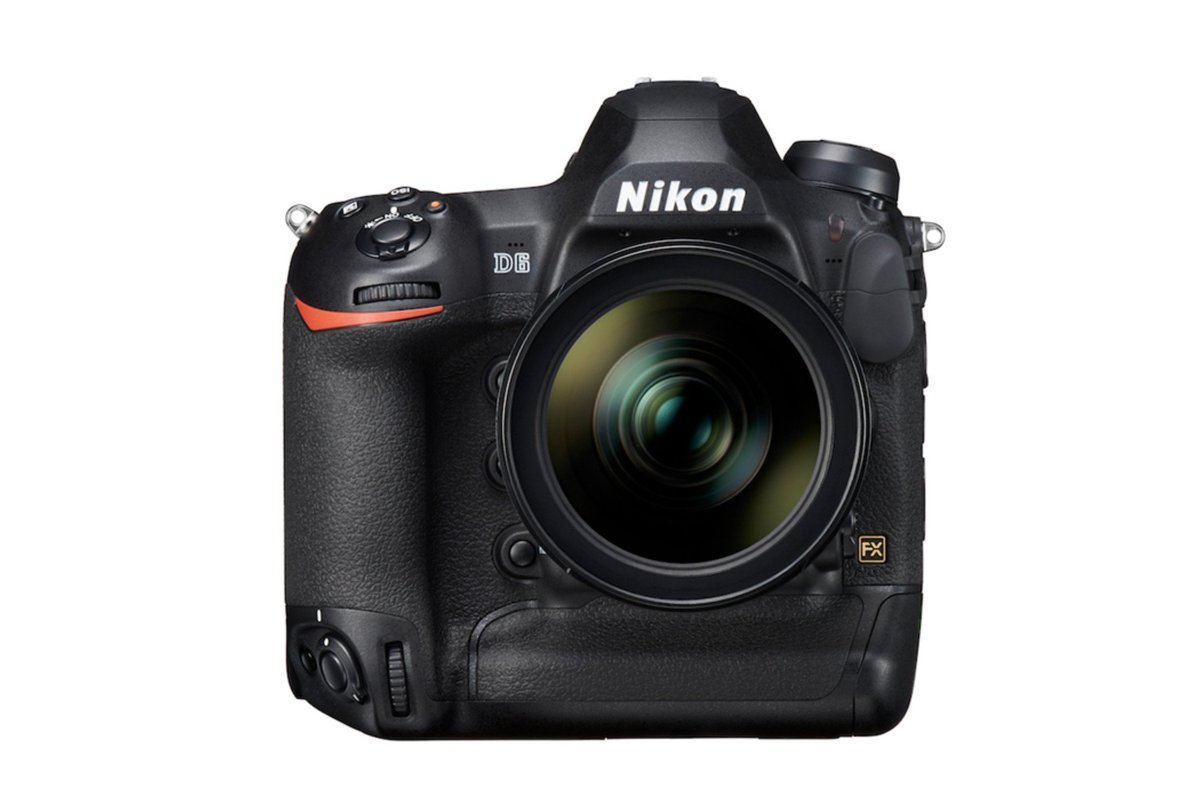 Nikon D6 announced with zero details
