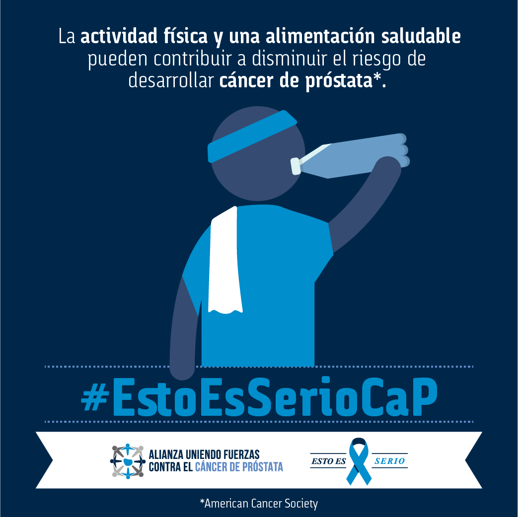 prevenir el cancer de próstata