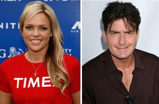 HAPPY BIRTHDAY  Jennie Finch  and  Charlie Sheen