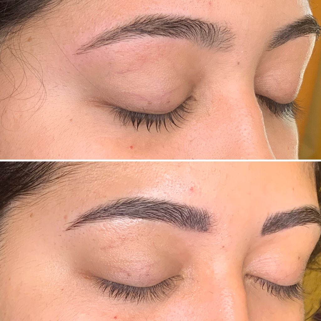 microblading hashtag on Twitter
