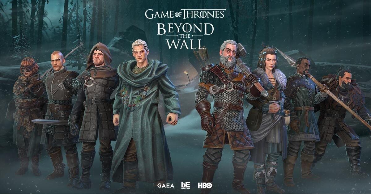 ゲーム・オブ・スローンズ Beyond the wall (@gotbeyondwalljp