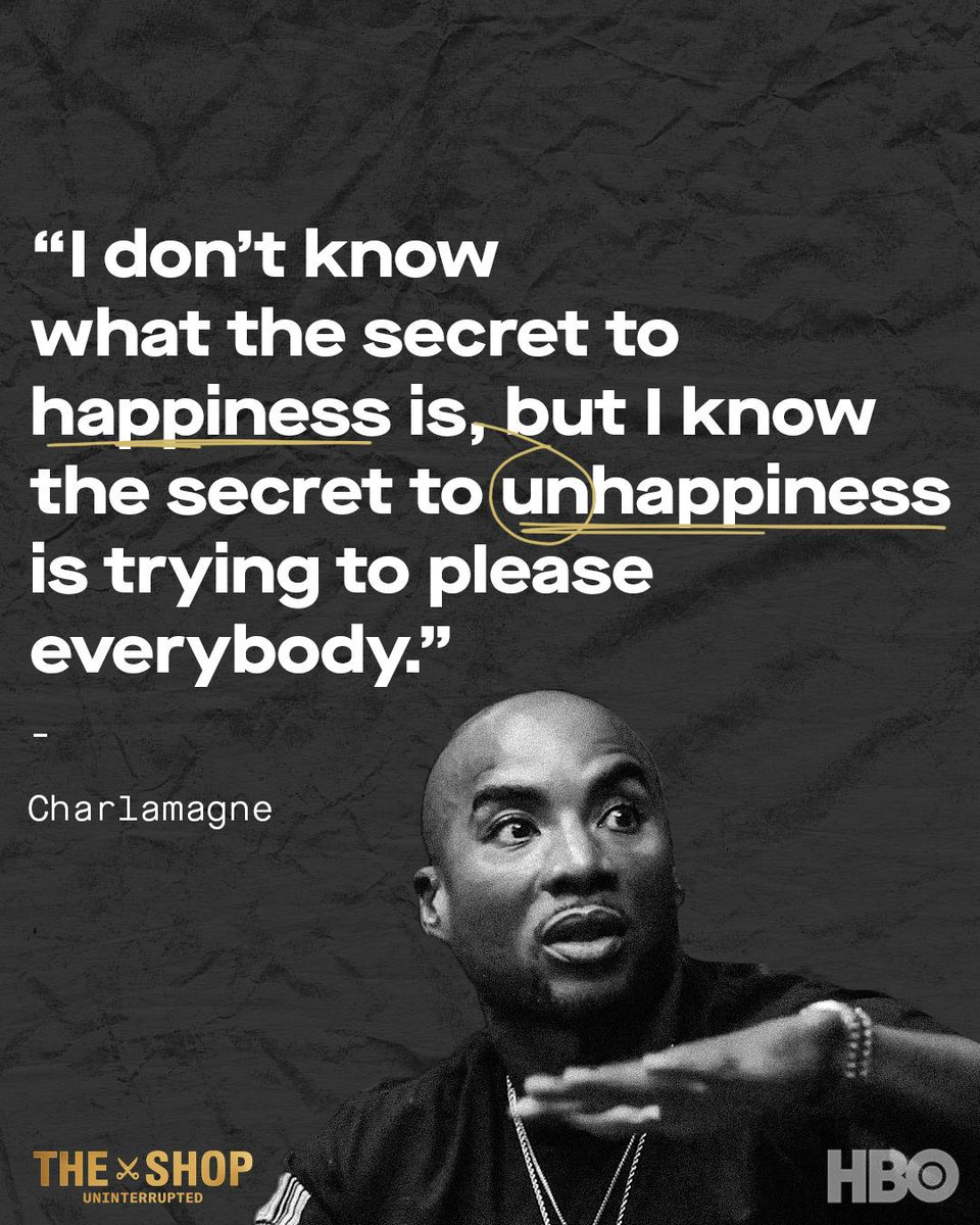 If anyone knows this fact it's @cthagod! #TheShopHBO