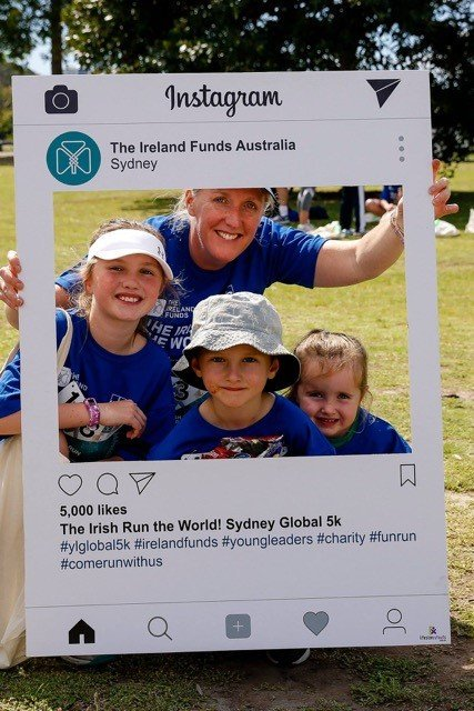 Many thanks for your time @IrelandSydney . Really looking forward to our event. Only 2 sleeps to go! #YLGlobal5k @IrelandFundsAU