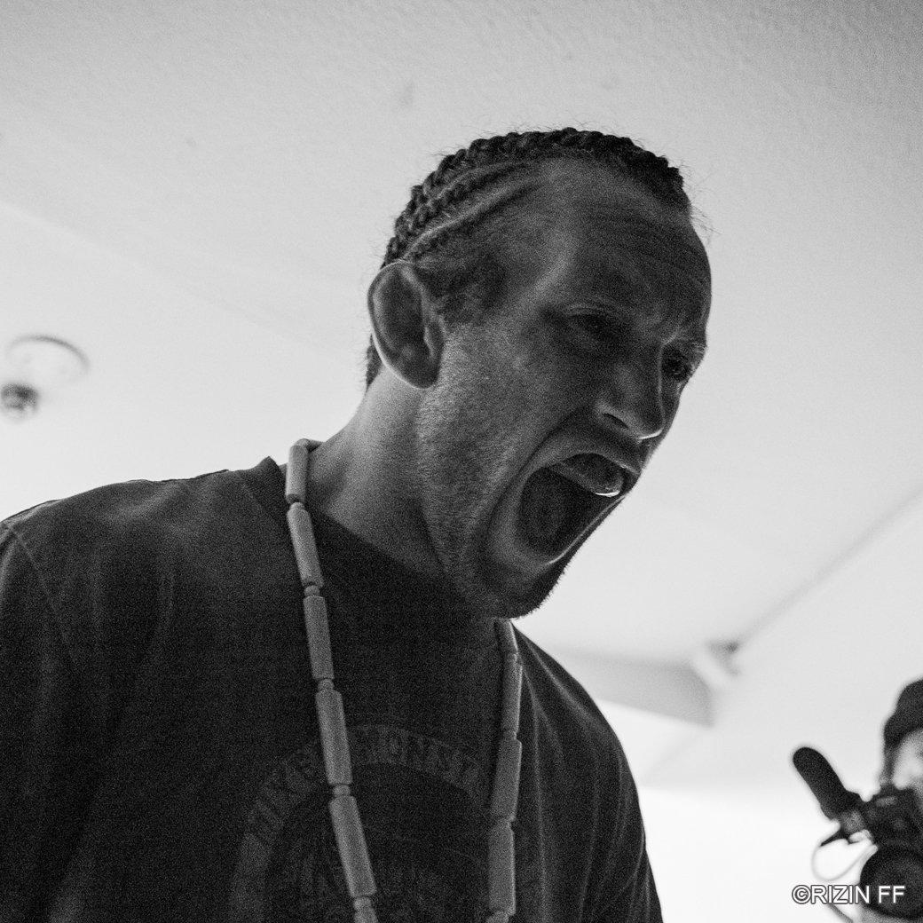 GOOD SPEED presents RIZIN.18 -Backstage Photos-ビクター・ヘンリ― / Victor Henry(VictorHenryMMA)▼RIZIN.18 全試合配信中【NEXT EVENT】🏳️RIZIN19📍エディオンアリーナ大阪📅10/12(土) #RIZINFF #RIZIN #Backstage #RIZIN18