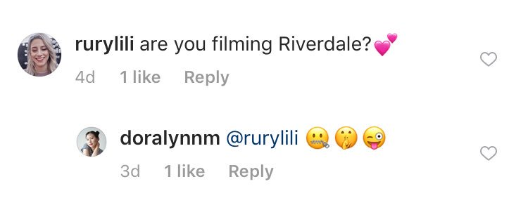 News about #riverdale on Twitter