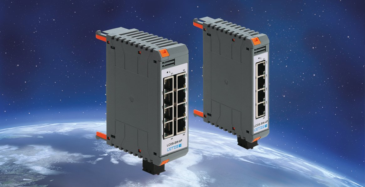 #Industrial #Ethernet mit #ULZulassung #Switches #Efficiency in #Automation...
