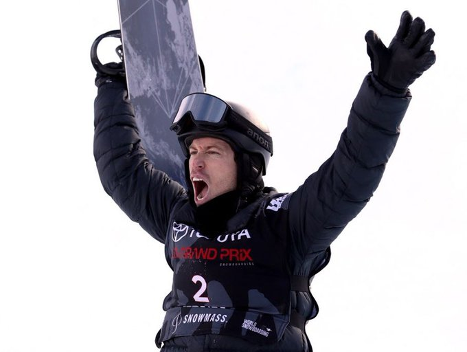 Happy birthday to snowboarder Shaun White who turns 33 today!