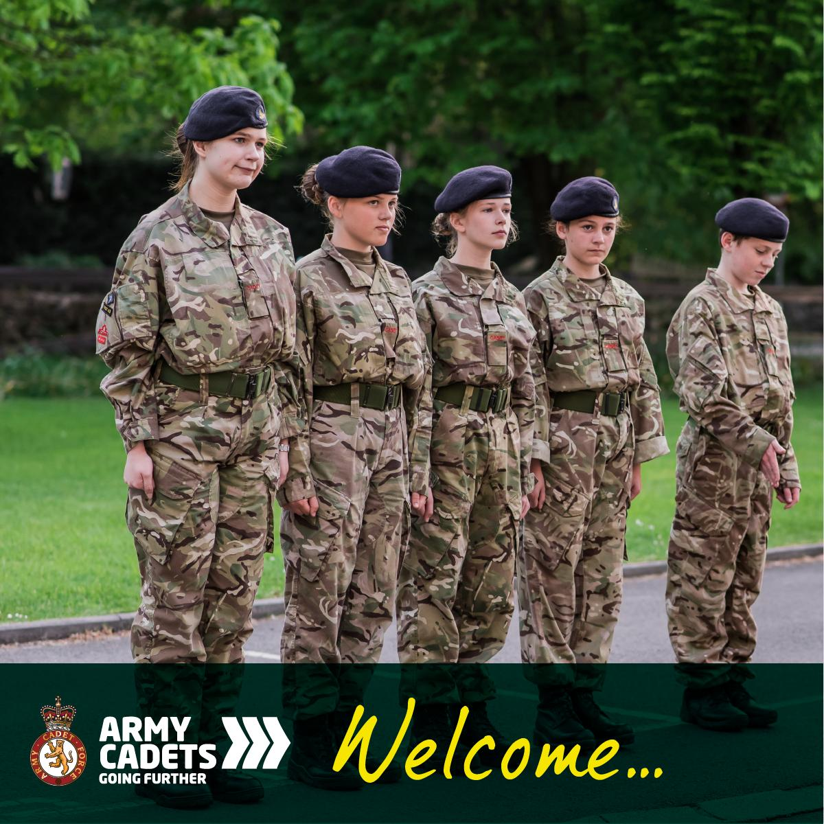 Army Cadet Force (@ArmyCadetsUK) | Twitter