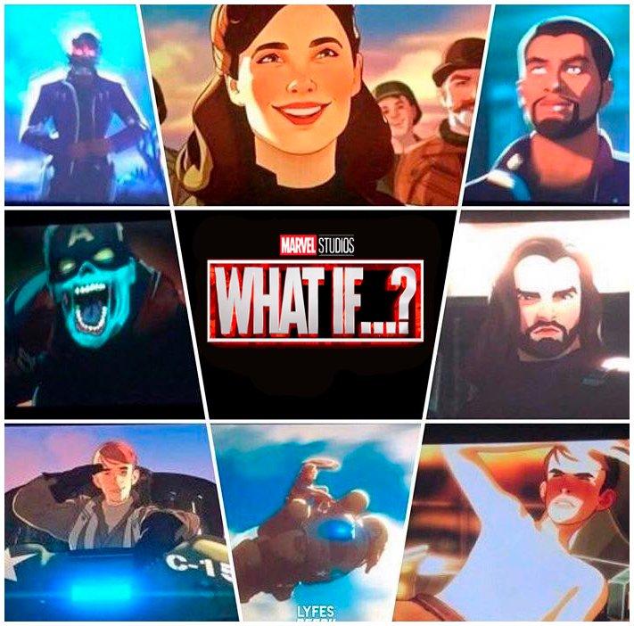 Resultado de imagen de what if marvel studios