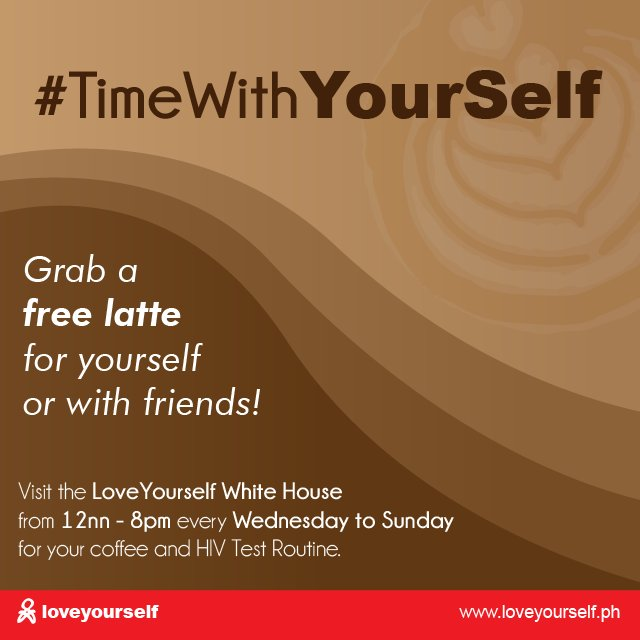 The most important time in the world is the time you make for yourself. #TimeWithYourSelf at the LoveYourself White House offers you a safe space to enjoy these special moments. Come and drop by now. #LoveYourselfCebu #LoveYourselfWhiteHouse