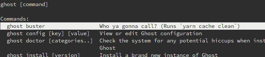 Ghost (@Ghost)   Twitter