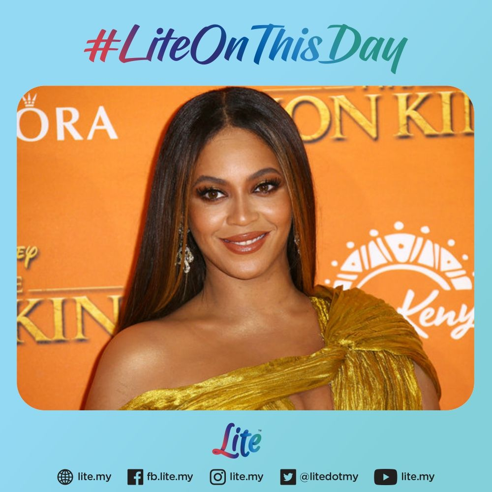 Happy Birthday Queen B! What s your favourite Beyoncé song? : AP
