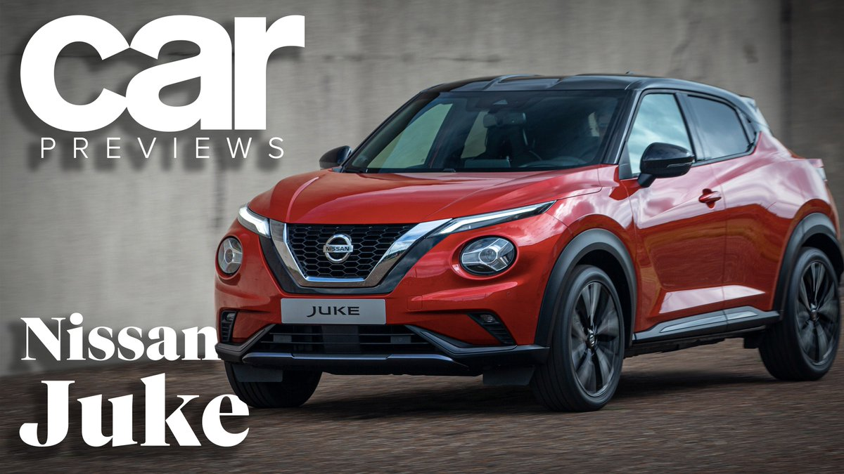 Image for the Tweet beginning: The new #Nissan Juke builds