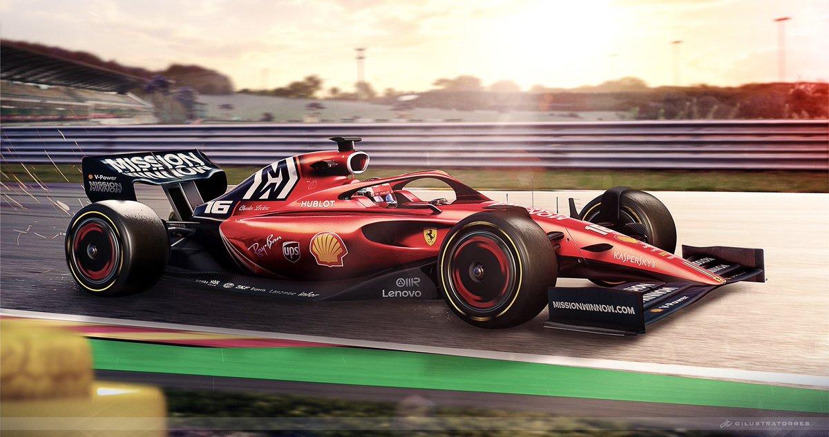 Ferrari 2021 - Car Wallpaper