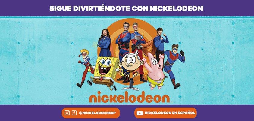 Nickelodeon España Nickelodeonesp Twitter