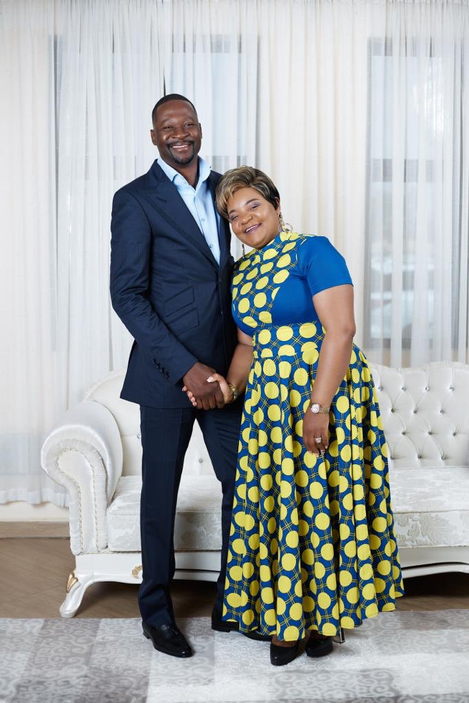 #IamBlessed Happy Birthday My Friend, My Woman of God, Sweet Mother to me , our children and the World around us. You gave me the confidence and reality of what advantage the Holy Spirit brings to a man's life.Enjoy this glorious day My Love.
